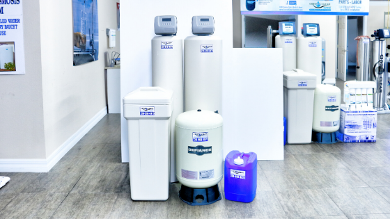 How to Manually Regenerate a Kinetico Water Softener
