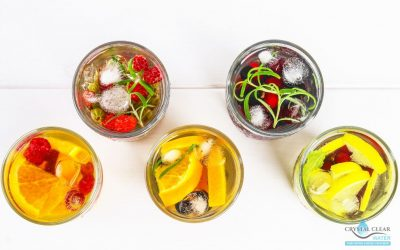 Detox Water Recipes: Making The Most Of Your Crystal Clear Pure Water