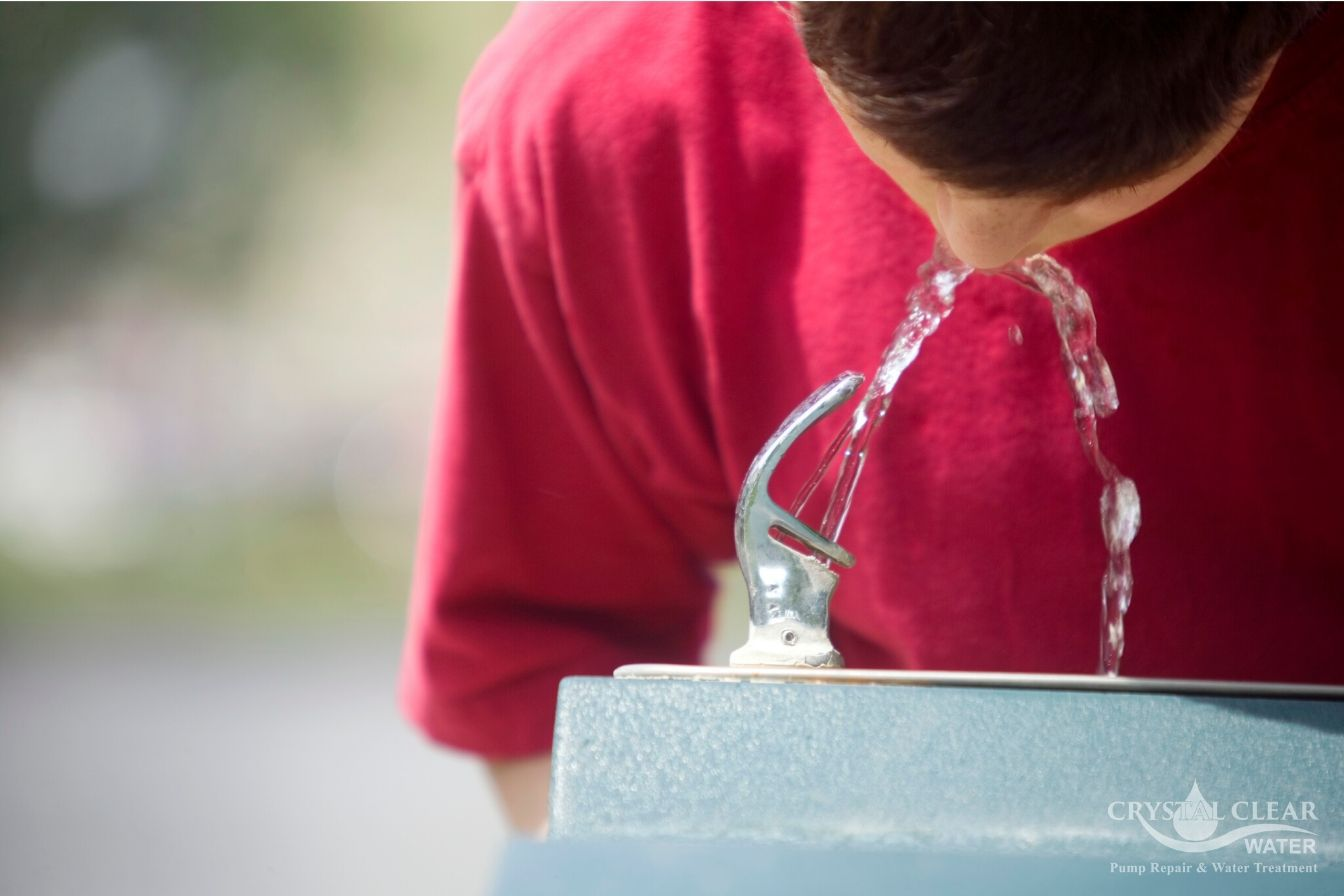water drinking fountains safe