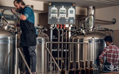 HOW WATER QUALITY AFFECTS BREWING BEER