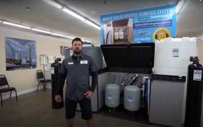 Whole House Reverse Osmosis System with Showroom