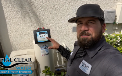 Generation 7: City Water Softener Cape Coral
