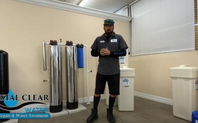 Softener vs Descaler Water System