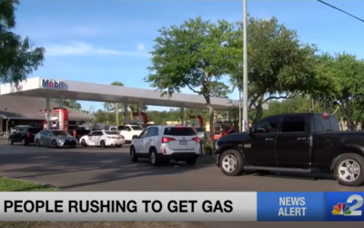 Florida Gas Prices Not Stopping Crystal Clear Water