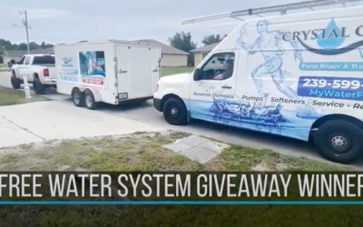 Free Water System Giveaway Winner! – Crystal Clear Water