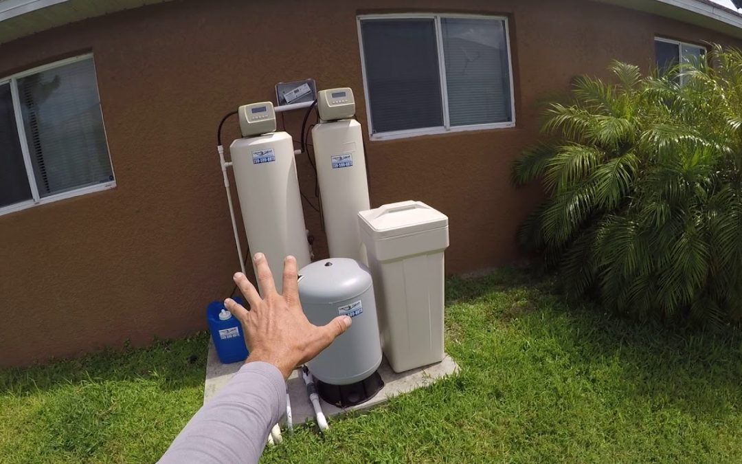 Sulfur Filter Water System GUARANTEED NO SMELL